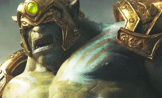 Extinction teaches how to kill an ogre
