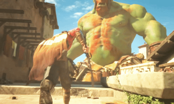 Extinction shows off moves and skills in new trailer