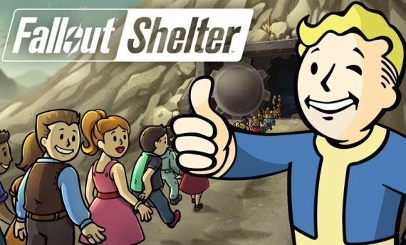 Christmas comes to Fallout Shelter