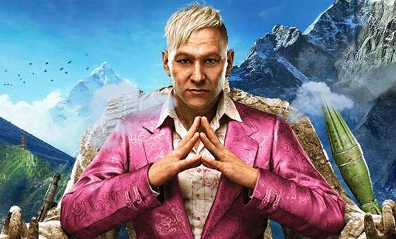Creative Director of Far Cry 4 leaves Ubisoft