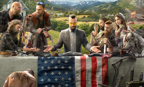 Far Cry 5 gameplay trailer gives you a glimpse of companions