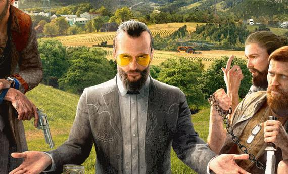 Ubisoft presents Dan Romer as Far Cry 5 composer