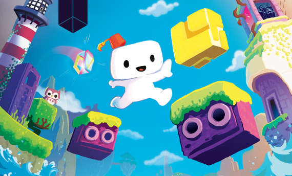 FEZ is coming to iOS users