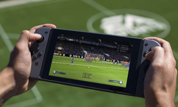 FIFA 18 fully revealed for Nintendo Switch