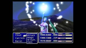 Gameplay Final Fantasy VII 1997 PC remastered new features