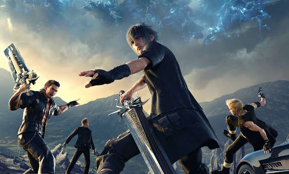 The Episode Prompto for FFXV launches next week