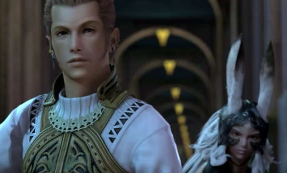 Watch almost 30 minutes of Final Fantasy XII: The Zodiac Age