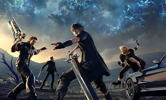 Final Fantasy XV will receive free content updates