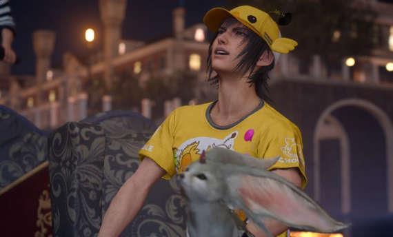 Chocobo festival comes to Final Fantasy XV