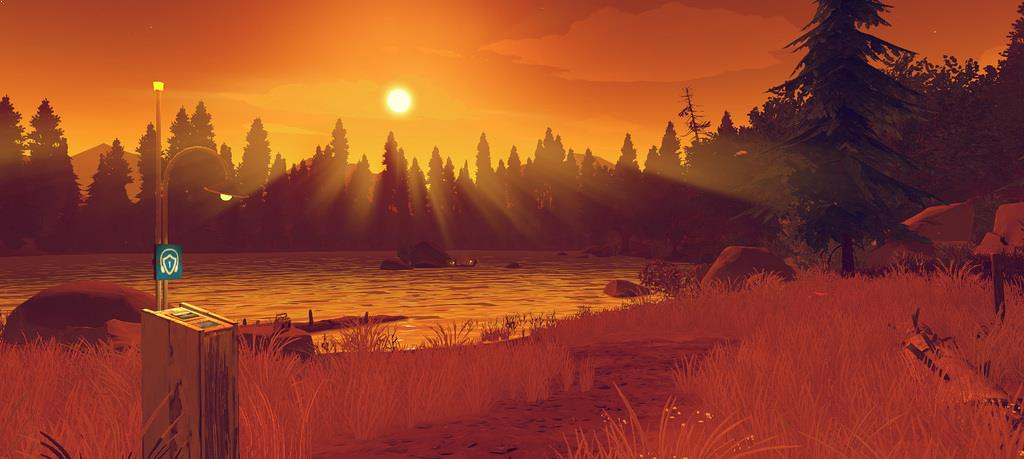 Free roaming enabled for Firewatch