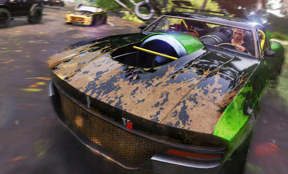 FlatOut 4 focuses on total insanity in gameplay