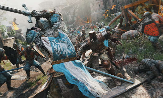 For Honor closed beta scheduled for January