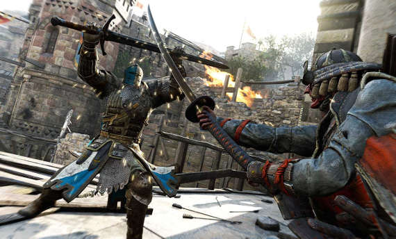 For Honor - watch trailers for the open beta and new Heroes