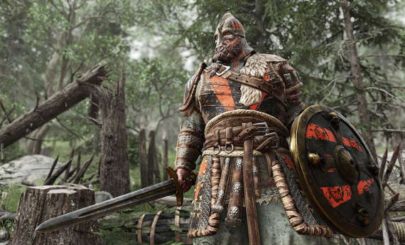 For Honor closed beta starts on January 26th