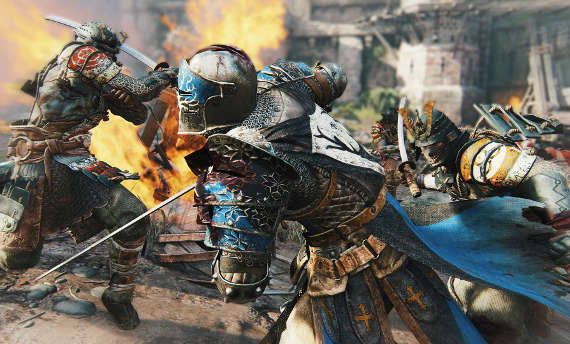 Watch all those videos for Season 2 coming to For Honor