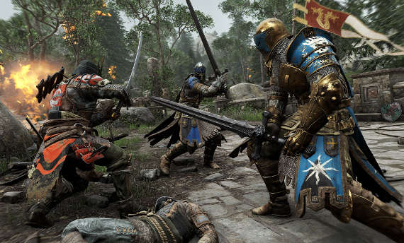 For Honor gets its launch trailer