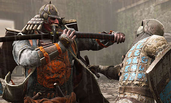 A reminder: For Honor's open beta starts today
