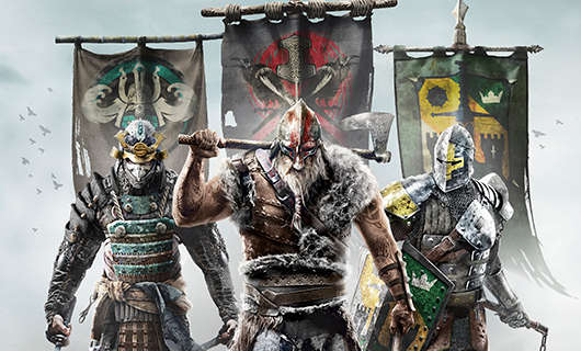 For Honor single player is an always online experience