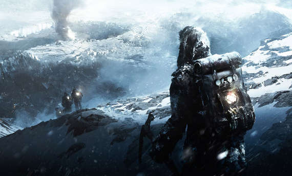 Frostpunk is all about saving and expanding the city