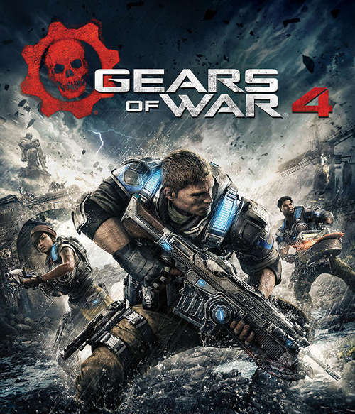 Gears of War 4 review - Passing the Lancer
