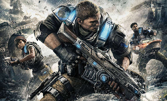 You can play 10 hours of Gears of War 4 for free