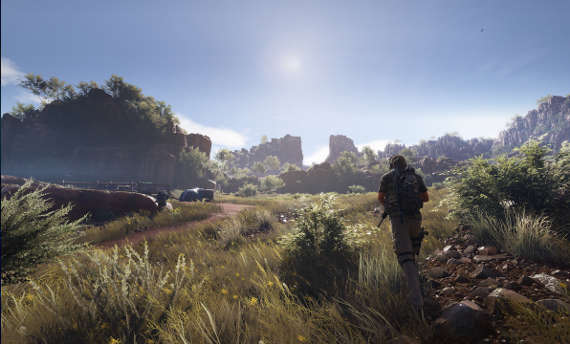 Ghost Recon Wildlands gets more astounding thanks to NVIDIA