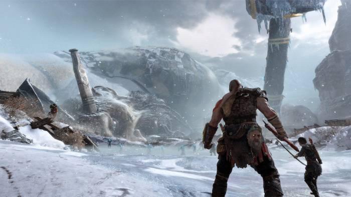 God of War graphics