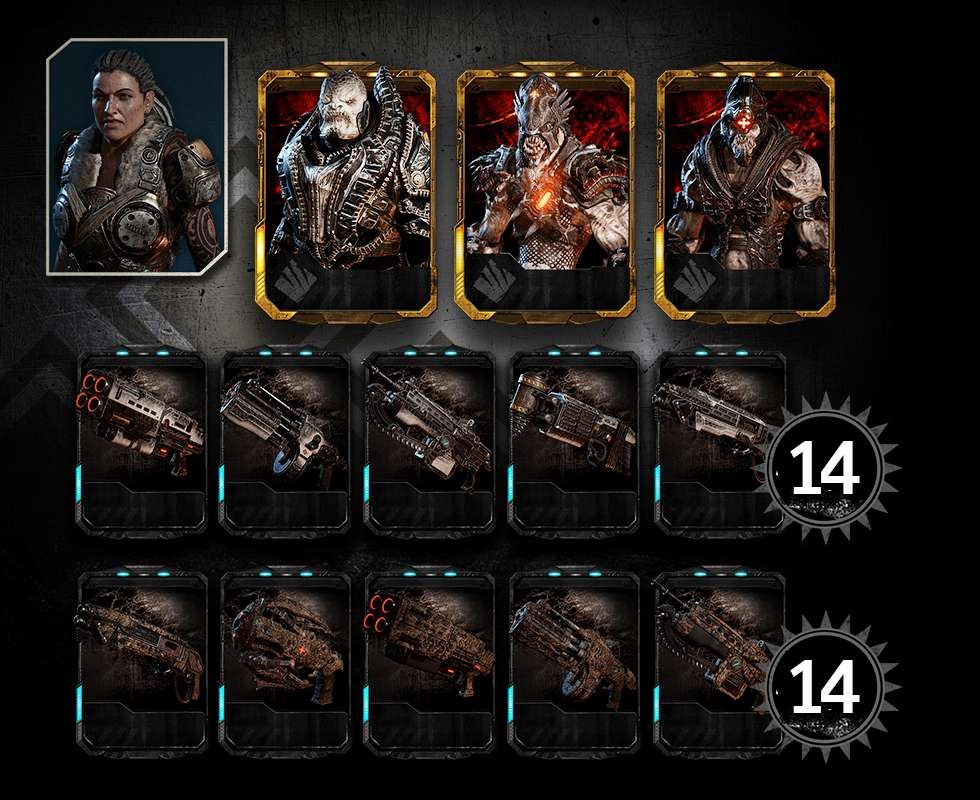 General RAAM is now available for Gears of War 4 players - G2A News