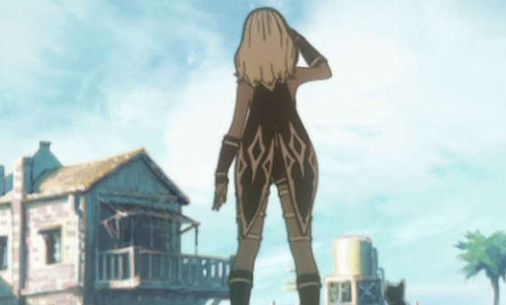 Gravity Rush: The Animation - Overture is now available