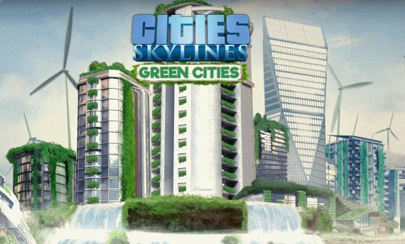 Cities: Skylines green DLC is out now