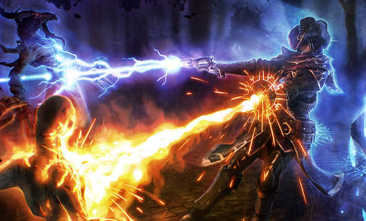 Inquisitor comes to Grim Dawn with the upcoming expansion
