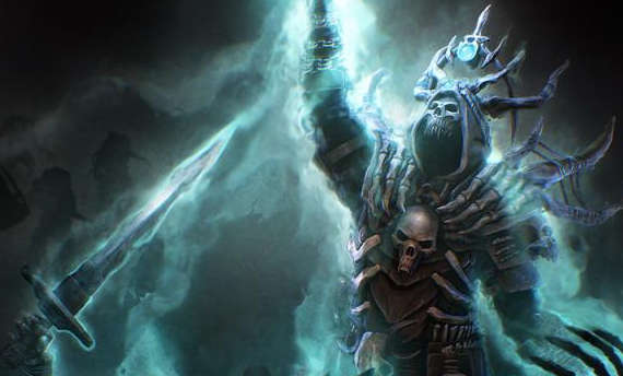Grim Dawn devs troll Diablo III with a Necromancer class