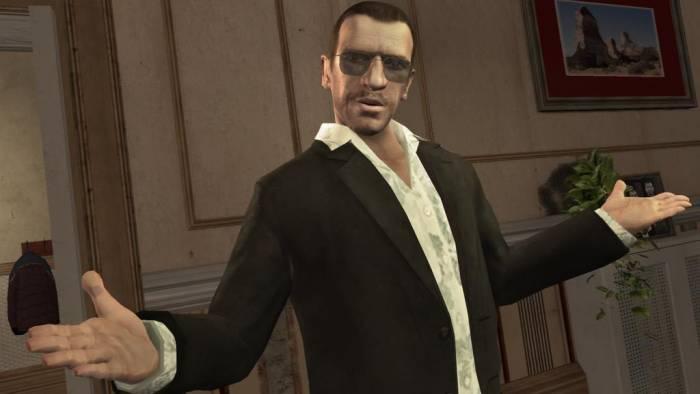 GTA 4 main character
