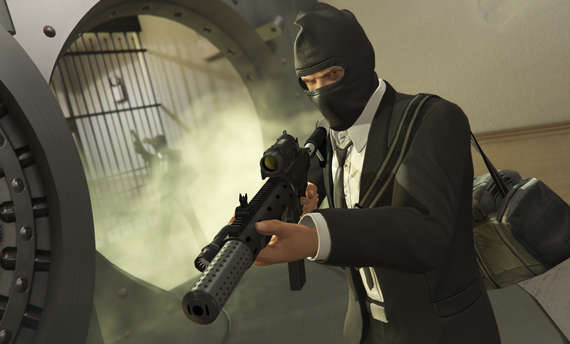 You can grab double rewards for all Heists in GTA Online