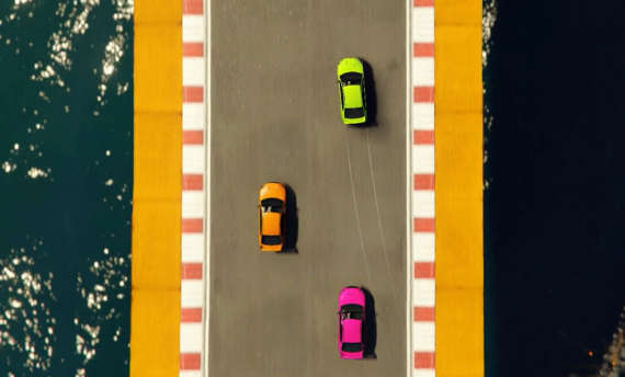 Grand Theft Auto Online goes top-down with Tiny Racers