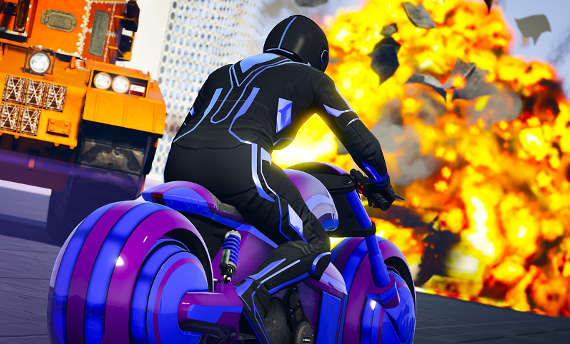 Vehicle Vendetta is the next GTA Online mode