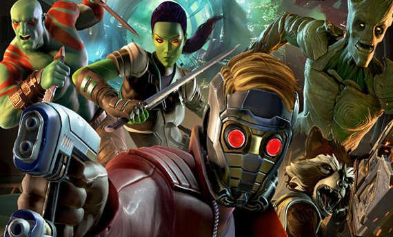 Marvel's Guardians of the Galaxy: The Telltale Series released