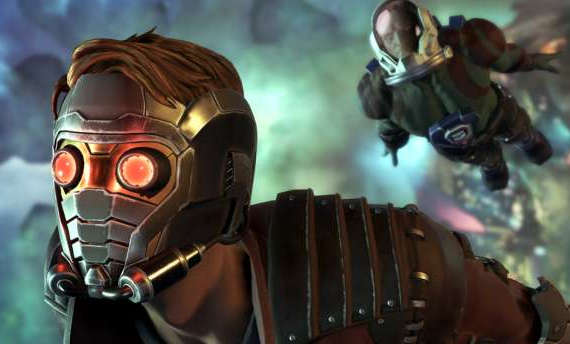 Here's a first look at Telltale's Guardians of the Galaxy