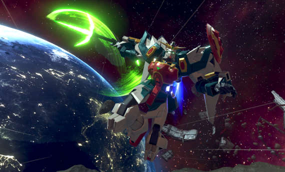 Gundam Versus is coming to PlayStation 4 later this year