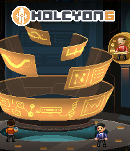 Halcyon 6: Starbase Commander review - In space we trust