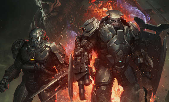Halo Wars 2 will get a new expansion this year