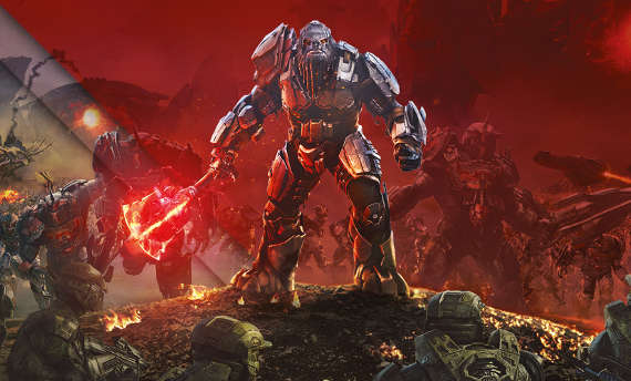 Halo Wars 2 contains card-collecting mode and there's beta coming
