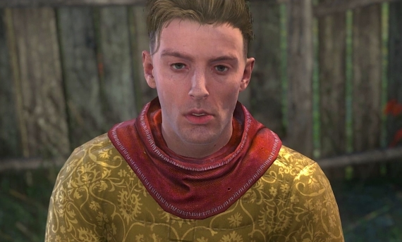 Kingdom Come Deliverance Hans Capon