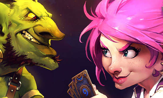 Hearthstone has 70 million players