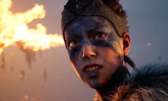 Watch the Hela trailer from Hellblade