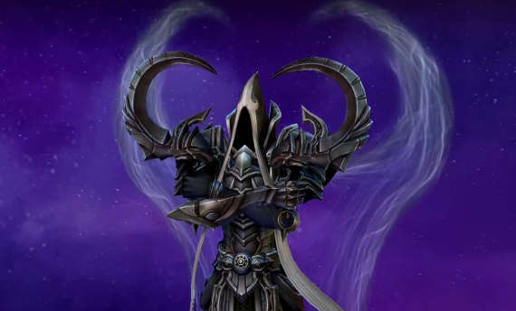 The big baddie from Reaper of Souls joins the Heroes of the Storm