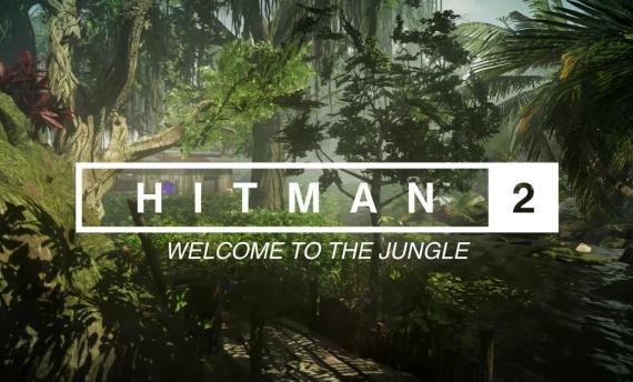 Hitman 2 Amazon