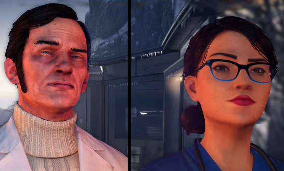 The Surgeons are your next Elusive Targets in Hitman