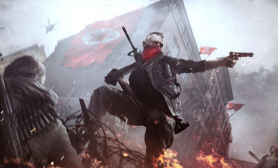 PS4 Pro support is coming to Homefront: The Revolution
