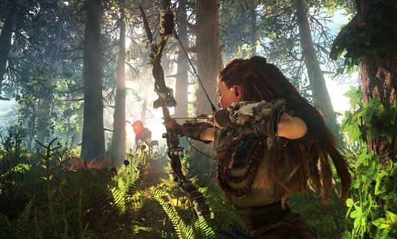 New Game+ added to Horizon Zero Dawn